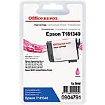Cartouche jet d'encre Office Depot Compatible Epson 18XL Magenta