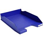 Corbeille à courrier Exacompta Classic 113104D Bleu