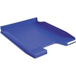Corbeille courrier Exacompta Mini Combo Bleu