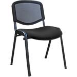 Chaise de réunion Mesh Noir