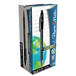 Stylo bille PaperMate Flexgrip® Ultra Noir   30