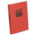 Cahier encollé Clairefontaine Zap Book 80 g