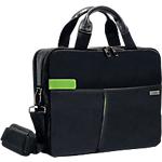 Sacoche PC Portable Polyester Leitz Complete Noir