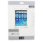 Film de protection T'nB pour iPad Transparent