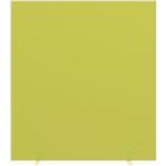 Cloison amovible Paperflow 174 (H) x 160 (l) cm Vert