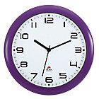 Horloge murale Alba Hornew 30 x 5,5 cm Violet