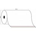 Bobine télex Exacompta 210 mm x 120 mm x 25 mm x 47 m   6 Rouleaux