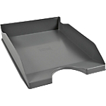 Corbeille à courrier Office Depot Corbeille à courrier 1027 X OD 191 Gris foncé