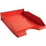 Corbeille à courrier   Office DEPOT   Rouge