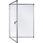 Vitrine d'affichage Cadre en aluminium Bi Office 50 x 67,4 cm