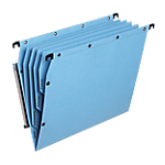 Dossiers suspendus ELBA Ultimate Bleu   5 Unités
