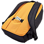 Sacoche PC Portable Case Logic IBIR115K 16 po 32 x 25,9 x 43,9 cm noir et orange