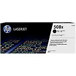 Toner HP D'origine 508X Noir CF360X