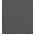 Cloison amovible Paperflow 174 (H) x 160 (l) cm Gris