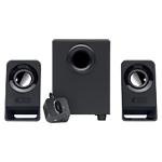 Haut parleurs multimédia 2.1 Logitech Z213 Noir