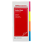 Marque pages Office Depot 2,5 x 4,8 x 5 cm Assortiment 160 Bandes