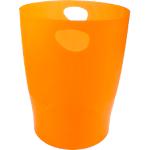 Poubelle Exacompta EcoBin Orange