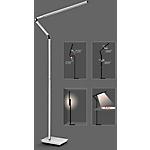 Lampadaire LED CEP Grigio Argenté 116 (H) cm