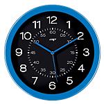 Horloge murale CEP Ocean 30 (H) x 4,5 (P) cm Bleu