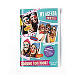 Agenda Quo Vadis My agenda 2019 1 Jour par page 17 (H) x 12 (l) cm Assortiment