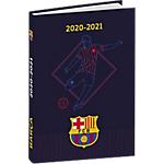 Agenda Quo Vadis Barça 1 Jour par page 2020, 2021 Rouge et bleu