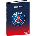 Agenda scolaire Quo Vadis PSG 2019, 2020 1 Jour par page 2019, 2020 Bleu