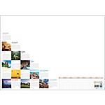 Calendriers Bouchut Grandrémy Sous main calendrier perpétuel Mosaïque 2021 54 x 38,5 cm