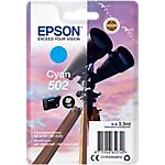 Cartouche jet d'encre Epson D'origine 502 Cyan C13T02V24010