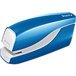 Agrafeuse électrique Leitz WOW 10 Feuilles Bleu