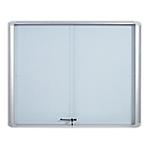 Vitrine d'affichage Office Depot MasterVision Aluminium 89 x 93,1 cm