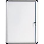Vitrine d'affichage Aluminium Bi Office 71 x 66,4 cm