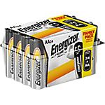 Piles alcalines Energizer Alkaline Power AA   24 Unités