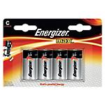 Piles alcalines Energizer Max C