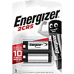 Piles Energizer Photo Lithium 2CR5