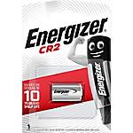 Piles bouton Energizer Lithium 3V CR2
