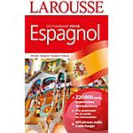 Dictionnaire Larousse Espagnol 10,8cm (l) Rouge, blanc