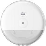 Distributeur de papier toilette Tork SmartOne 21,9 (ø) x 15,6 (P) x 21,9 (l) cm Blanc