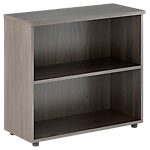 Bibliothèque basse Easy Select 800 x 350 x 720 mm Toscane