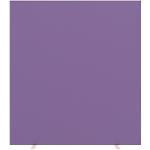 Cloison amovible Paperflow 1600 x 1740 mm Violet