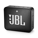 Mini enceinte portable Bluetooth Jbl GO 2 Noir