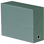 Boîtes transfert Exacompta Nature Line 34 x 12 x 25,5 cm Vert 5 Unités