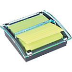 Dévidoir Post it Z Notes Super Sticky 101 x 101 mm Jaune