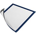 Cadre d'affichage magnétique DURABLE Duraframe A4 Bleu 5 Unités