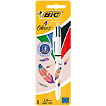 Stylo bille rétractable BIC 4 Couleurs 0.32 mm Assortiments