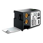 Ruban d'étiquettes industrielles DYMO XTL 39 (L) x 39 (l) mm Noir, blanc