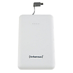 Chargeur portable Intenso Slim S10000 10000 Blanc