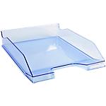 Corbeille à courrier Exacompta Classic 113210D Bleu