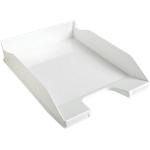 Corbeille à courrier Exacompta Classic 113213D Blanc
