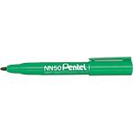 Marqueur permanent Pentel NN50 Ogive Vert