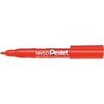 Marqueur permanent Pentel NN50 Ogive Rouge